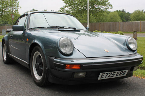 Porsche 911 Carrera 3.2 Coupe Manual G50